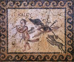 Mosaics in Ancient Rome- Mariamilani